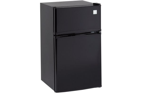 Large image of Avanti 3.1 Cu. Ft. Black Counterhigh Refrigerator - RA31B1B