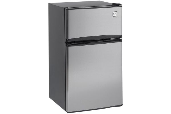 Large image of Avanti 3.1 Cu. Ft. Stainless Steel Counterhigh Refrigerator - RA31B3S