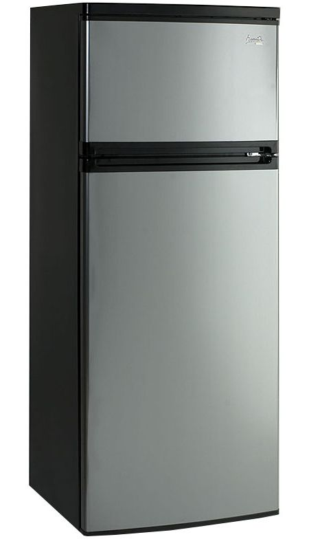 Avanti Apartment Size Platinum Refrigerator - RA7316PST