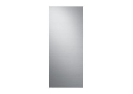 "Dacor Modernist 36"" Silver Stainless Steel Door Panel - RAC36DPLHSR"