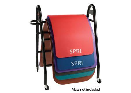 SPRI - RACK-MAT - Workout Accessories