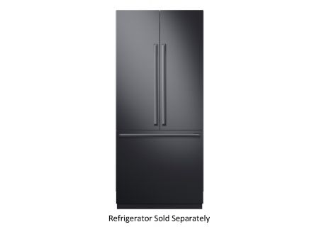 "Samsung 36"" Chef Collection Built-in Refrigerator Matte Black Stainless Accessory Kit - RAF36ACAAMS"