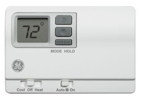 GE Zoneline Digital Programmable Remote Thermostat - RAK148P2