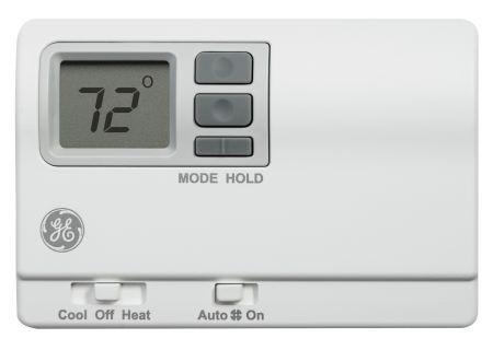GE Zoneline Digital Programmable Remote Thermostat - RAK164P2
