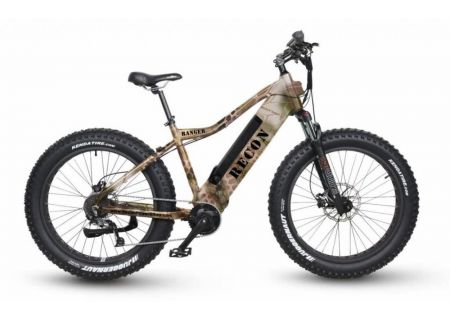 Recon Flat Kryptek Camo Ranger Power Electric Bike - RANGERCAMO