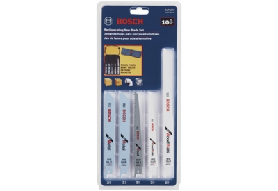 Bosch Tools - RAP10PK - Reciprocating Saw Blades