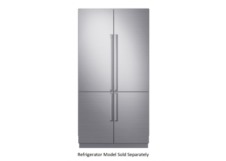 """Samsung 42"""" Chef Collection Built-in Refrigerator Stainless Steel Accessory Kit - RAT42ACAAS4"""