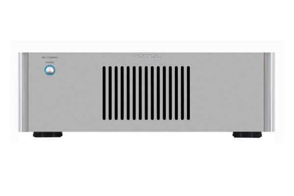Large image of Rotel Silver Classic Stereo 2 Channel 200W Stereo Amplifier - ROT1025004