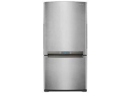 Samsung - RB195ACPN - Bottom Freezer Refrigerators