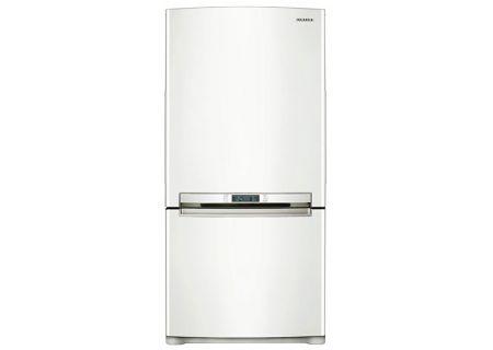 Samsung - RB195ACWP  - Bottom Freezer Refrigerators