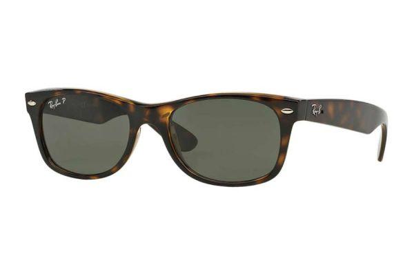 Large image of Ray-Ban New Wayfarer Tortoise Unisex Sunglasses - RB2132 902/58 58