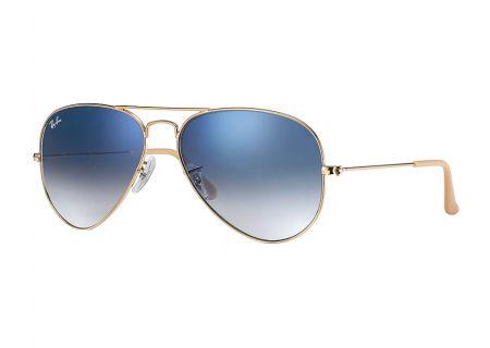 Ray-Ban - RB3025 001/3F 58 - Sunglasses