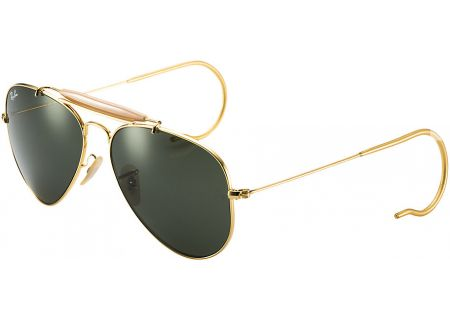 Ray-Ban - RB3030 L0216 58-14 - Sunglasses
