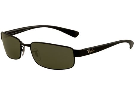 Ray-Ban - RB3364 002/58 62 - Sunglasses