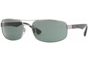 Ray Ban - RB3445 002/58 - Sunglasses
