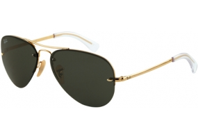 Ray Ban - RB3449 001/71 59 - Sunglasses