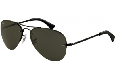 Ray-Ban - RB3449 002/71 59 - Sunglasses