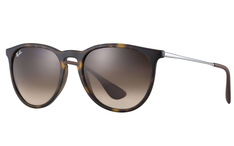 f0da39dbd9e11 Ray-Ban Erika Classic Tortoise And Brown Gradient Sunglasses - RB4171  865 13 54