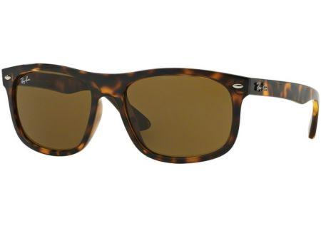 Ray-Ban Shiny Havana Unisex Sunglasses - RB4226 710/73
