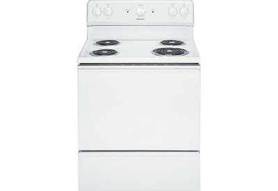 GE - RB525DHWW - Electric Ranges