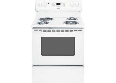 GE - RB720DHWW - Electric Ranges