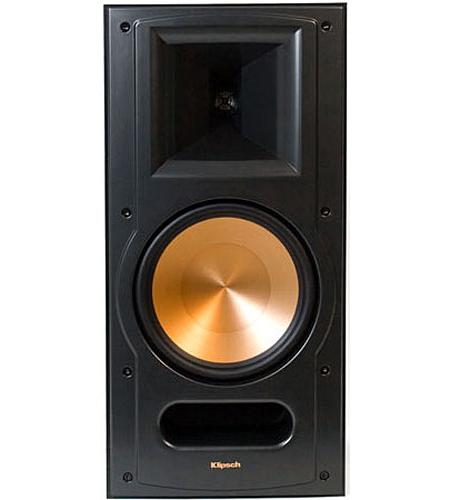 klipsch reference bookshelf speaker rb 81 ii black. Black Bedroom Furniture Sets. Home Design Ideas