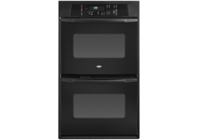 Whirlpool - RBD245PRB - Built-In Double Electric Ovens