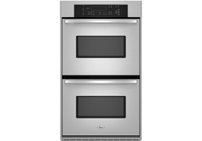 Whirlpool - RBD307PVS - Built-In Double Electric Ovens