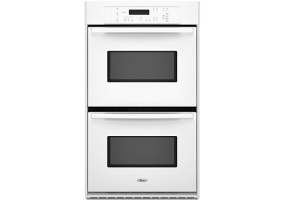Whirlpool - RBD307PVQ - Built-In Double Electric Ovens