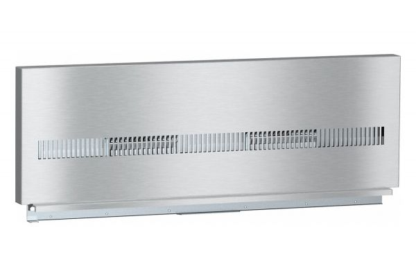 """Large image of Miele 12"""" Stainless Steel Backguard - 09908730"""