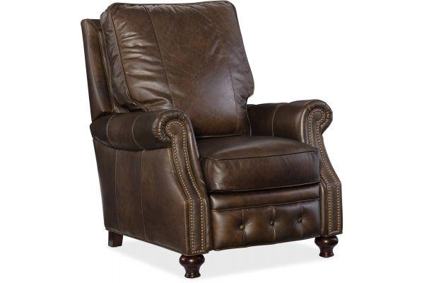 Large image of Hooker Furniture Living Room Winslow Recliner - RC150-088
