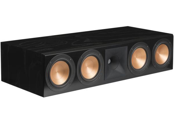 Large image of Klipsch Reference Black Ash Center Channel Speaker - 1064562