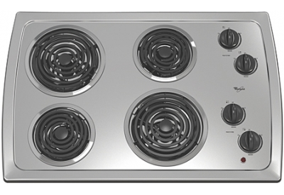 Whirlpool - RCS3004RS - Electric Cooktops