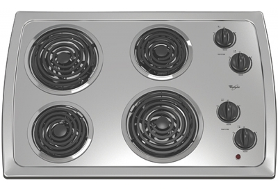 Whirlpool - RCS3014RS - Electric Cooktops