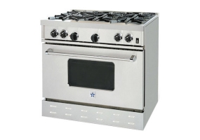 BlueStar - RCS366V1 - Free Standing Gas Ranges & Stoves