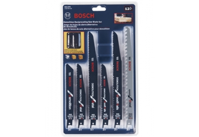 Bosch Tools - RD12PK - Reciprocating Saw Blades