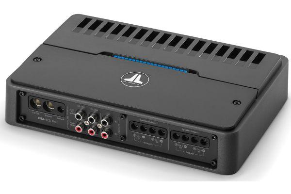 Large image of JL Audio 4 Channel Class D Full Range Mobile Amplifier - 98621