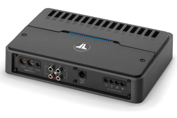 Large image of JL Audio Monoblock Class D Subwoofer Mobile Amplifier - 98618
