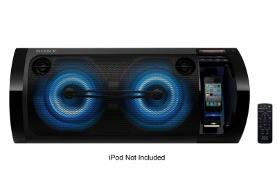 Sony - RDH-GTK33IP - Mini Systems & iPod Docks