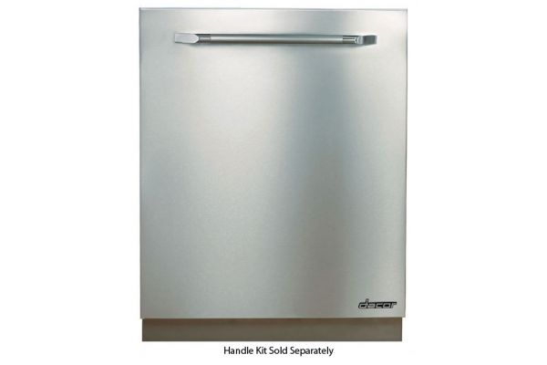 """Dacor Renaissance 24"""" Stainless Built-In Dishwasher - RDW24S"""