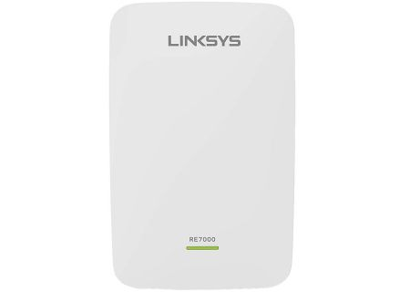 Linksys Max-Stream AC1900+ MU-MIMO Wi-Fi Range Extender - RE7000