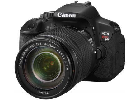 Canon - REBELT4I18135KIT - Digital Cameras