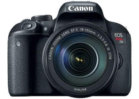 Canon EOS Rebel T7i DSLR Camera With 18-135mm Lens - 1894C003