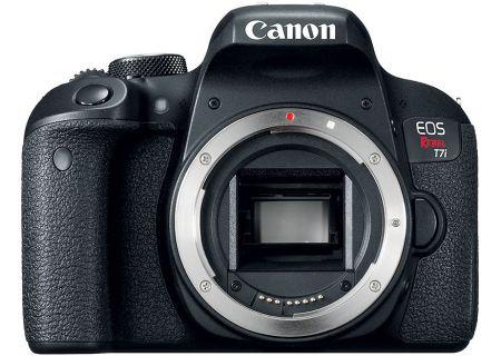 Canon EOS Rebel T7i DSLR Camera Body - 1894C001