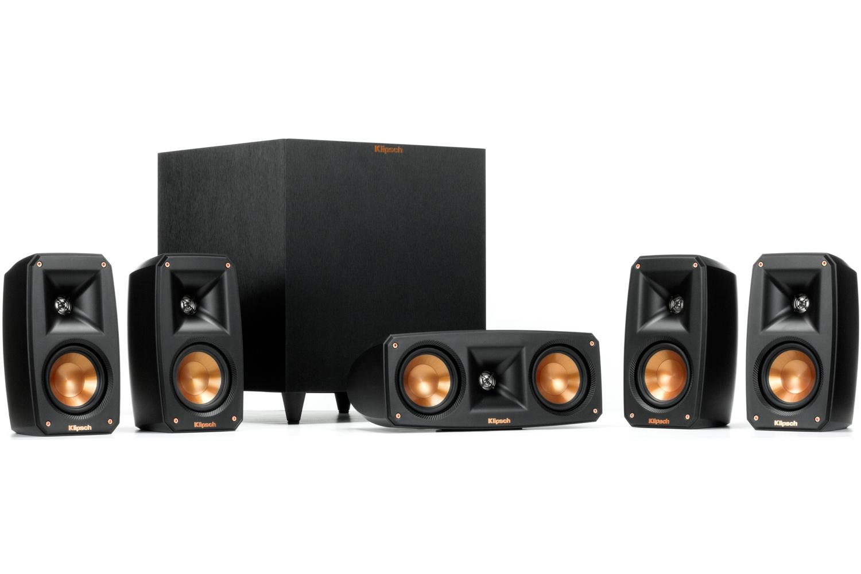 Klipsch Surround Sound >> Klipsch Reference Theater Pack Reftheaterpack51