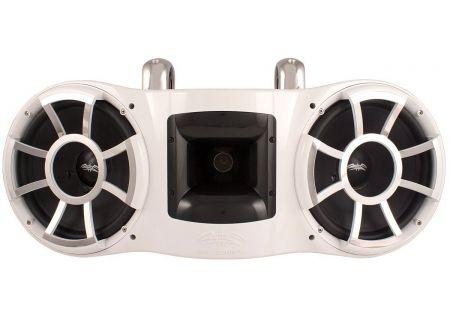 Wet Sounds - REV410W-FC - Marine Audio Speakers
