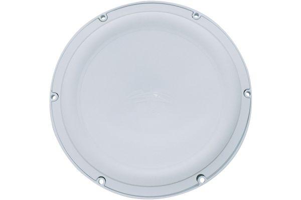 """Large image of Wet Sounds Revo 12 White 12"""" Single 2-Ohm Marine Subwoofer - REVO 12 FA W2-S"""