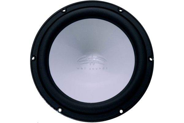 "Wet Sounds Revo 10 Black 10"" High Power Single 4-Ohm Marine Subwoofer - REVO 10 HPS4-B"