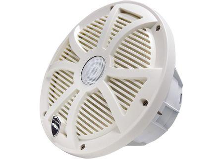 """Wet Sounds REVO 8 White 8"""" 2-Way Marine Speakers - REVO 8-SWW"""