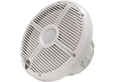 """Wet Sounds REVO 8 White 8"""" 2-Way Marine Speakers - REVO 8-XWW"""